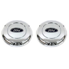 04-08 Ford F150 03-04 Expedition Chrome 17 Inch Wheel Hub Cover Center Caps OEM