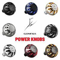 Gomexus Power Knob For Shimano | Daiwa | Penn Spinning Reel Handle Kit