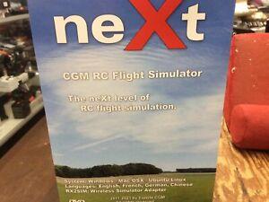 Next Flight Similator + Rx2sim Combo