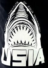 USIA Drybag Black with Shark Print 31