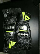 New MotoGp Motorbike Racing Leather Gloves all sizes