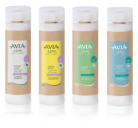 Avia Shampoo with White Clay for Normal Oily & Dry Hair  250 ml