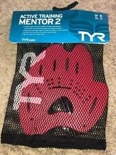TYR Active Training Mentor 2 Swim Paddle Size Medium NEW