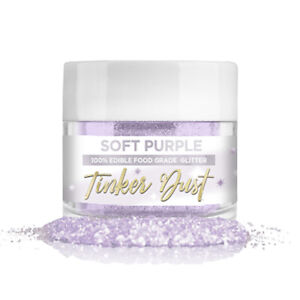 Bakell® Soft Purple Tinker Dust® 5g Edible Glitter