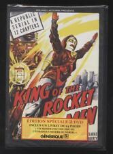 NEUF édition spéciale 2 DVD + LIVRET KING OF THE ROCKET MEN (12 épisodes) 1949