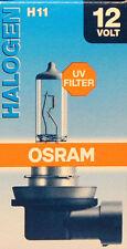 OSRAM H11 55 Watt 12 Volt PKW 64211 Auto Lampe Licht PGJ19-2 Birne 55W