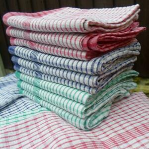 100% Cotton Kitchen Hand/Tea Towels. Great for your Hands/Dishes Hearts Design
