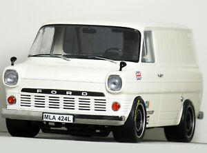 "1:18 Custom [MK1] FORD TRANSIT RACE VAN"" Supervan MODIFIED Code 3 RS Cosworth"