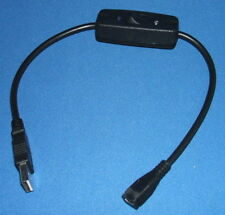 USB & Power cable for Raspberry Pi 1 only to Atrix Lapdock inc.switch NOT Pi2/3
