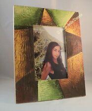 **SCONTO 30%** Portafoto da tavolo x foto 10x15 cornice legno colore astratto