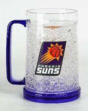 NBA, 16oz Crystal Freezer Mug, Phoenix Suns, NEW