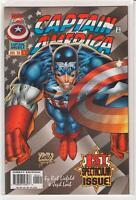 Captain America (Volume 2) #1 Rob Liefeld variant Heroes Reborn 9.4