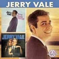 Time Alone Will Tell/This Guy's in Love with You * by Jerry Vale (CD, 2008,...