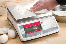Ohaus Valor V11P6 6000g 1g Multipurpose Compact Food Scale 2Yr Warranty