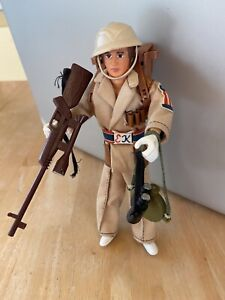 VINTAGE 1970s EVEL KNIEVEL Figure Hard To Find! Evil