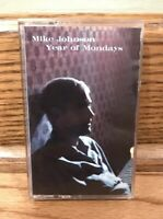 Year of Mondays - Mike Johnson (Dinosaur Jr.) Cassette Tape ~ Alt Rock ~ RARE
