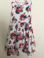 LC Waikiki  Multi Color Floral Girls Dress Sleeveless Size 9+