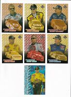 2001 Optima VARIOUS INSERTS PICK LOT-YOU Pick any 4 of the 7 cards for $1!