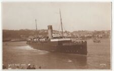 """GSR Boat SS """"Vera"""", Southern Railway PPC, Unposted, By Photochrom"""