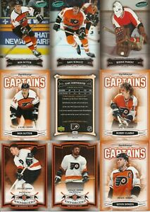 2006-07 Parkhurst Philadelphia Flyers Complete Master Team Set (13)
