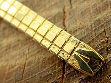 Watch Band Speidel Vintage Ring End Expansion Gold Filled NOS Unused Ladies