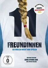 DVD * 11 FREUNDINNEN - SIE WOLLEN NICHT NUR SPIELEN # NEU OVP %