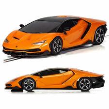 SCALEXTRIC Slot Car C4066 Lamborghini Centenario - Orange