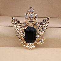 Punk Wings Style Collar Pin Brooch Pin Brooch Pin for Men Fashion Accessory