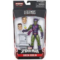 Marvel Legends GREEN GOBLIN Figure BAF Sandman Hasbro 2017 Spider-Man Avengers