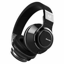 Bluedio VICTORY Bluetooth Headphone Stereo Mic 12 Drivers Wireless Headset Black