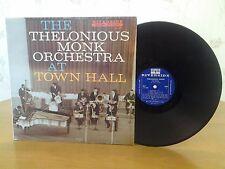 Thelonious Monk,Donald Byrd,At Town Hall,Riverside RLP 12-300,1st,Mono,Vinyl LP