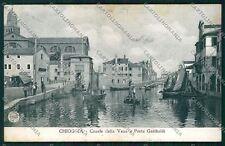 Venezia Chioggia Alterocca cartolina QK2888