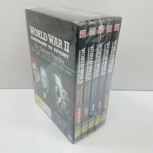 World War II Countdown To Victory: The Ultimate Timeline DVD Boxset (Brand New)