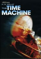 Time Machine - The Time Machine [New DVD] Ac-3/Dolby Digital, Dolby, Dubbed, Eco