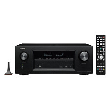 Denon AVR-X2300W receptor 4K UHD HDR Bluetooth AirPlay DLNA 8 HDMI Home Cinema