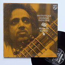 "Vinyle 33T Pramod Kumer  ""Fantastique musique Indienne"""