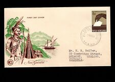 Papua & New Guinea Port Moresby 1st Day 1964 Common Election 5d Cover 5l
