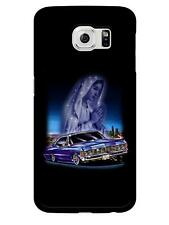 Lowrider Rubber Protective iPhone 7/8 Case Chevy Impala