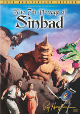 The 7th Voyage Of Sinbad (DVD,1958)