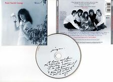 "PATTI SMITH GROUP ""Wave"" (CD) 1996"