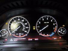 2009-2011 BMW 750 FO1 FO2 750LI Speedometer Speedometer Cluster 95K Miles OEM