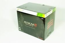 Ninja Gaiden 3 (Collector's Edition) (Xbox 360, 2012) NEW, FACTORY SEALED, RARE