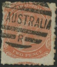 S. AUSTRALIA, USED, #54, AUSTRALIA CANCEL, NICE