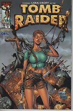 Lara Croft Tomb Raider #11 comic book movie