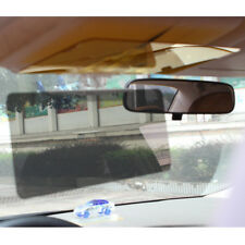1pc Car Eye Protector Anti-UV Sun Visor Mount Clip Sunshade Day&Night Dual-Use