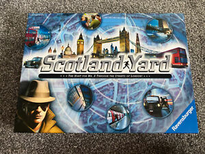 Ravensburger Scotland Yard Board Game 26646 New