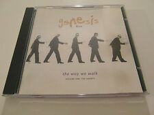 Genesis - Live The Way We Walk Volume One: The Shorts (CD Album) Used Very Good