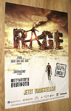 The Elder Scrolls V: Skyrim / Rage  promo Shopping Bag Rare 34x46cm
