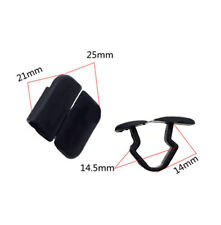 10*Engine Hood Insulation Pad Retainer Clip For VW Golf Passat Jetta Audi A4 A6