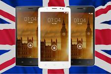"""Android Smartphone KAZAM TROOPER 450 White - 5,0"""" - Quad-Core - NEU / OVP"""